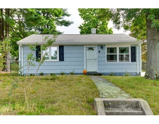 Single Family Home for Sale at 8 Jeffrey Road Billerica, Massachusetts 01821 United States