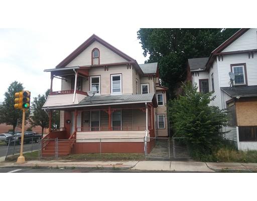 独户住宅 为 出租 在 63 Oak Street Springfield, 01109 美国