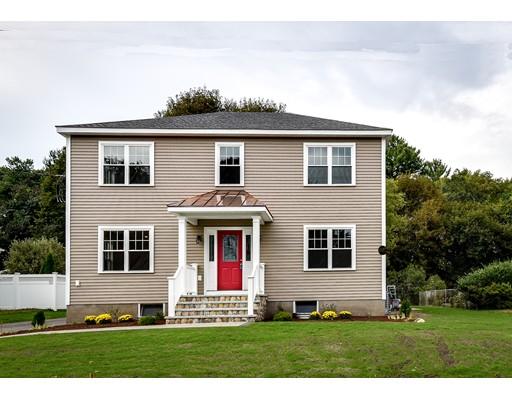 Single Family Home for Sale at 13 Oak Knoll Road Natick, Massachusetts 01760 United States
