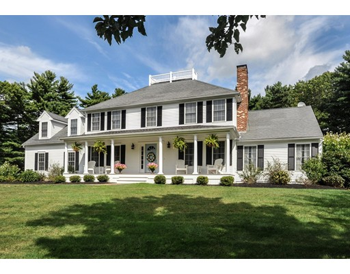 Single Family Home for Sale at 46 Round Hill Kingston, Massachusetts 02364 United States