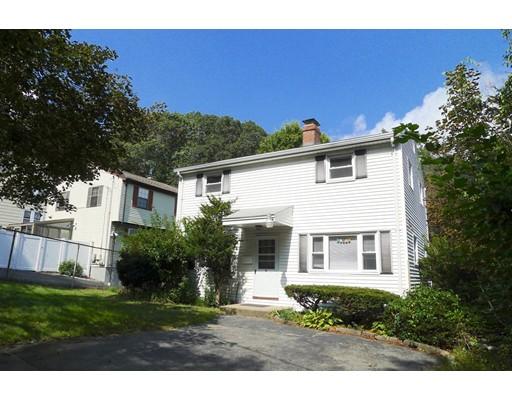 独户住宅 为 销售 在 19 Thurston Road 牛顿, 马萨诸塞州 02464 美国
