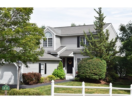 Condominium for Sale at 904 Oakwood Street Ext Holden, Massachusetts 01520 United States