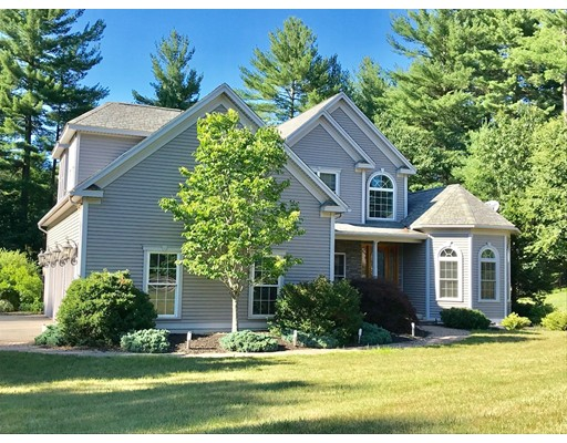 Single Family Home for Sale at 3 Bayberry Lane 3 Bayberry Lane Hadley, Massachusetts 01035 United States