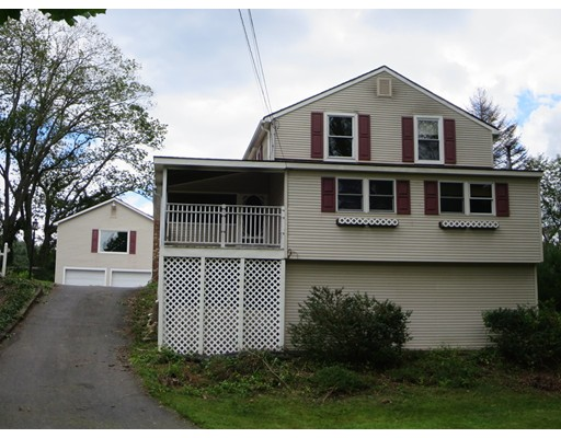 Single Family Home for Sale at 265 Dunhamtown Palmer Road 265 Dunhamtown Palmer Road Brimfield, Massachusetts 01010 United States