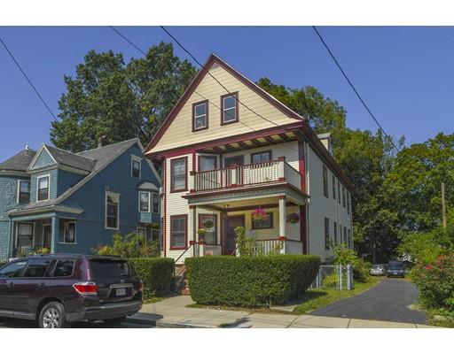 Multi-Family Home for Sale at 28 Dix Street Boston, Massachusetts 02122 United States