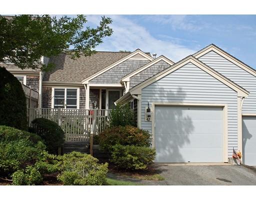 Condominio por un Venta en 42 Blueberry Path 42 Blueberry Path Yarmouth, Massachusetts 02675 Estados Unidos