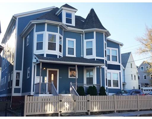 Single Family Home for Rent at 388 Medford Street Somerville, 02145 United States