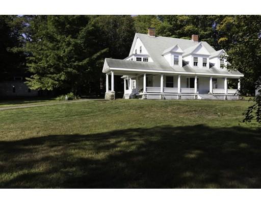 獨棟家庭住宅 為 出售 在 51 Pleasant Street Natick, 麻塞諸塞州 01760 美國