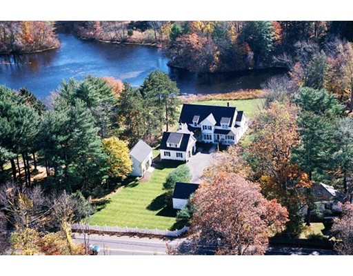 Single Family Home for Sale at 102 Eliot Street Natick, Massachusetts 01760 United States