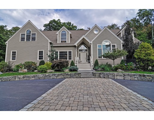 Single Family Home for Sale at 2 Meadow Pond Lane Natick, Massachusetts 01760 United States