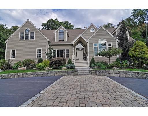 Casa Unifamiliar por un Venta en 2 Meadow Pond Lane Natick, Massachusetts 01760 Estados Unidos