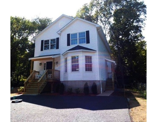 Single Family Home for Sale at 48 Clisby Avenue Dedham, Massachusetts 02026 United States