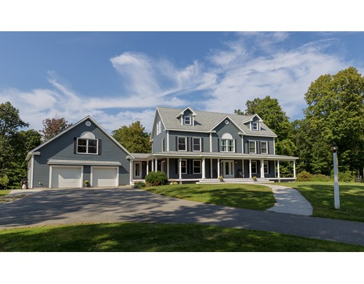 Single Family Home for Sale at 216 Longley Road 216 Longley Road Groton, Massachusetts 01450 United States