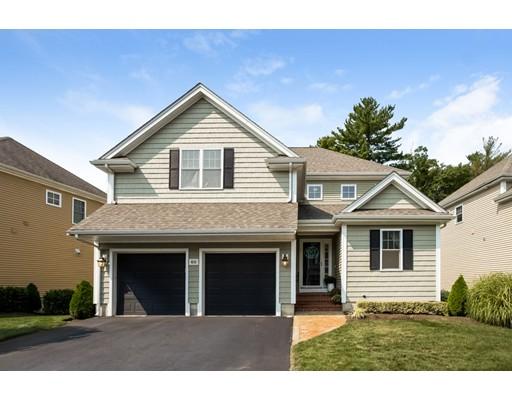 Single Family Home for Sale at 60 Surrey Lane East Bridgewater, Massachusetts 02333 United States