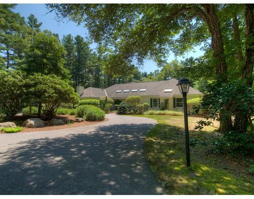 Casa Unifamiliar por un Venta en 25 Hammetts Cove Road 25 Hammetts Cove Road Marion, Massachusetts 02738 Estados Unidos