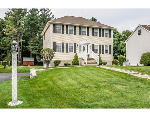 独户住宅 为 销售 在 4 Millers Farm Road Billerica, 01821 美国