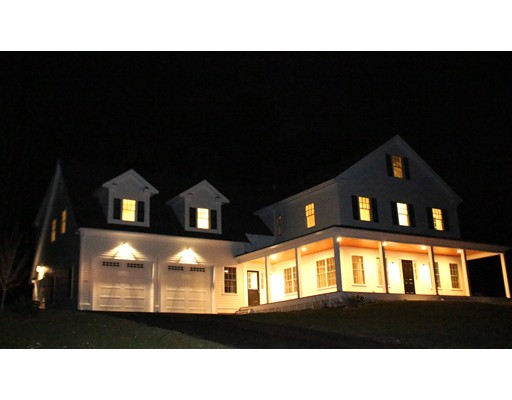 Single Family Home for Sale at 197 Old Sudbury Road 197 Old Sudbury Road Sudbury, Massachusetts 01776 United States