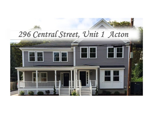 296 Central Street 1, Acton, MA 01720
