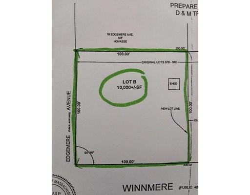 Земля для того Продажа на 12 Winmere Avenue 12 Winmere Avenue Burlington, Массачусетс 01803 Соединенные Штаты