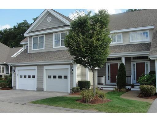 Condominium for Sale at 64 Lincoln Lane Grafton, Massachusetts 01536 United States