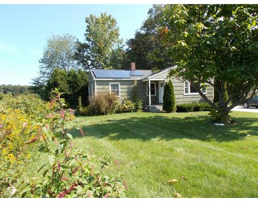 独户住宅 为 销售 在 384 Bridge Road Northampton, 马萨诸塞州 01060 美国