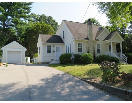 独户住宅 为 销售 在 42 Lawndale Avenue 42 Lawndale Avenue Nashua, 新罕布什尔州 03060 美国