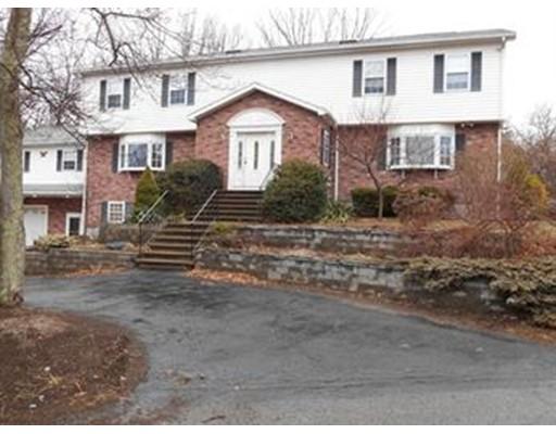 Casa Unifamiliar por un Alquiler en 30 Milan Avenue Woburn, Massachusetts 01801 Estados Unidos