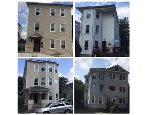 Maison avec plusieurs logements pour l Vente à 8 Portfolio Sale Multiple 8 Portfolio Sale Multiple Worcester, Massachusetts 01605 États-Unis