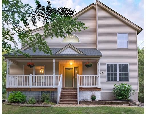 独户住宅 为 销售 在 8 GH Carter Drive 8 GH Carter Drive Danville, 新罕布什尔州 03819 美国