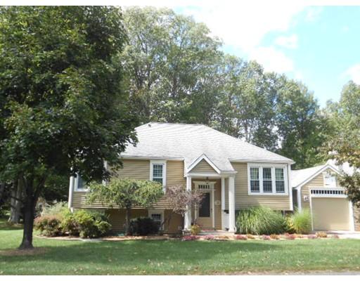 Single Family Home for Sale at 33 Pioneer Lane Auburn, Massachusetts 01501 United States