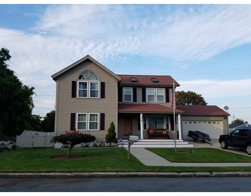 Single Family Home for Sale at 114 Osborne Street Dartmouth, Massachusetts 02748 United States