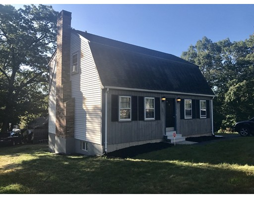 Single Family Home for Sale at 16 Ely Street Randolph, Massachusetts 02368 United States