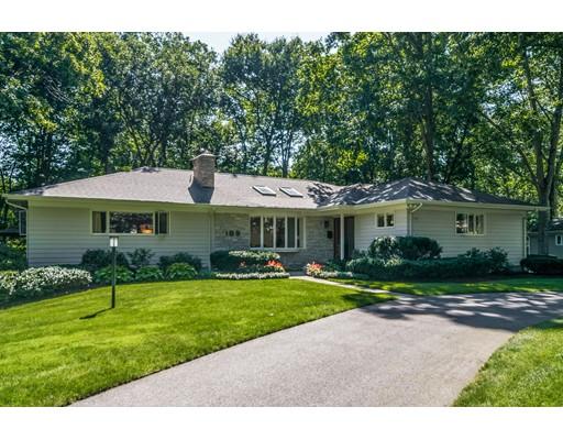 独户住宅 为 销售 在 189 Magnolia Circle Longmeadow, 马萨诸塞州 01106 美国