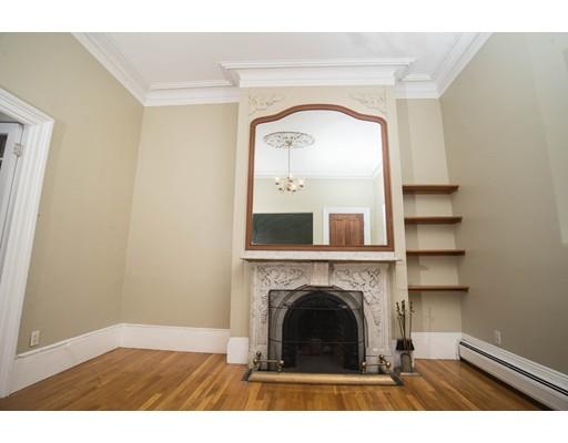 Single Family Home for Rent at 63 Rutland Street Boston, Massachusetts 02118 United States