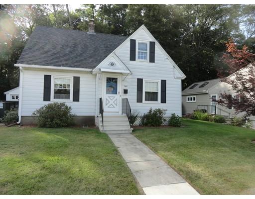 Single Family Home for Sale at 8 Bryn Mawr Avenue Auburn, Massachusetts 01501 United States