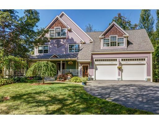 Maison unifamiliale pour l Vente à 74 Reservoir Street 74 Reservoir Street Northborough, Massachusetts 01532 États-Unis