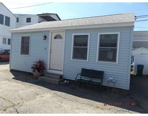 Appartement en copropriété pour l Vente à 417 Ocean Blvd #3 417 Ocean Blvd #3 Hampton, New Hampshire 03842 États-Unis