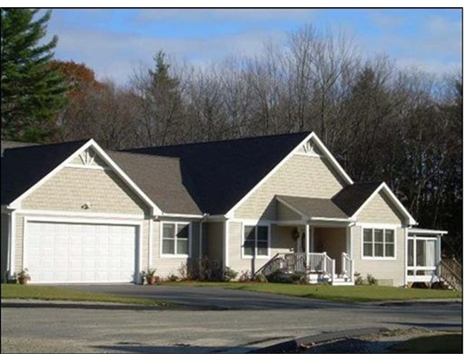 Condominium for Sale at 24 Whitman Bailey Drive 24 Whitman Bailey Drive Auburn, Massachusetts 01501 United States