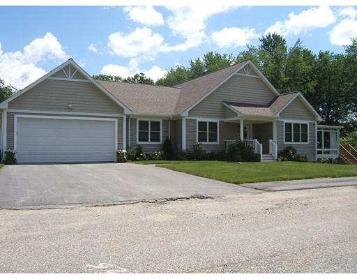 Condominium for Sale at 24 Whitman Bailey Drive Auburn, Massachusetts 01501 United States
