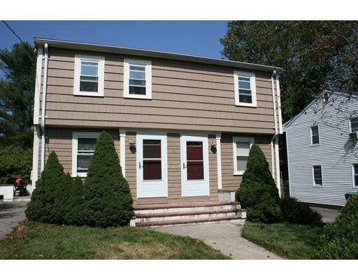 Appartement en copropriété pour l à louer à 42 GRAFTON AVENUE #2 42 GRAFTON AVENUE #2 Westwood, Massachusetts 02090 États-Unis
