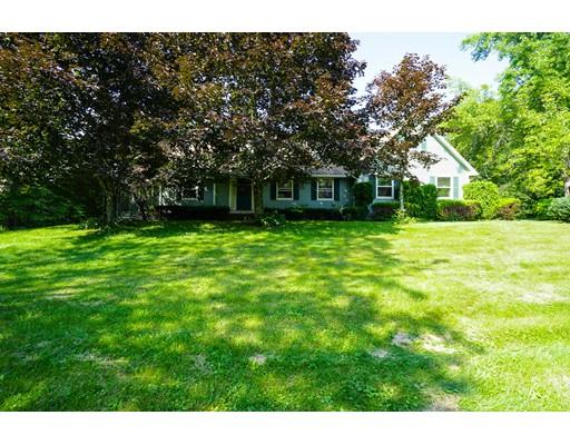 Casa Unifamiliar por un Venta en 83 Ragged Hill Road 83 Ragged Hill Road Hubbardston, Massachusetts 01452 Estados Unidos