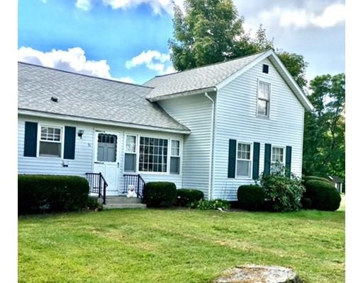 独户住宅 为 销售 在 71 Chestnut Street 71 Chestnut Street Hatfield, 马萨诸塞州 01038 美国