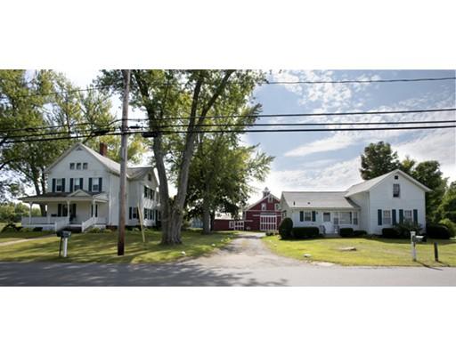 Maison unifamiliale pour l Vente à 69 Chestnut Street 69 Chestnut Street Hatfield, Massachusetts 01038 États-Unis