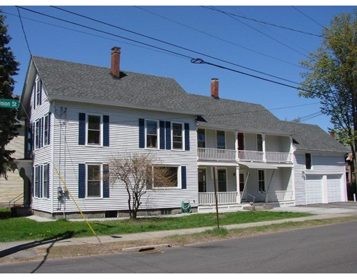 Multi-Family Home for Sale at 106 Brook Street 106 Brook Street Manchester, New Hampshire 03104 United States