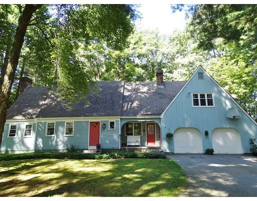独户住宅 为 销售 在 19 Nash Street 斯特伯鲁, 马萨诸塞州 01581 美国