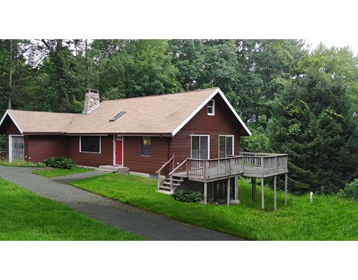 Single Family Home for Sale at 161 General Knox Road Russell, Massachusetts 01071 United States