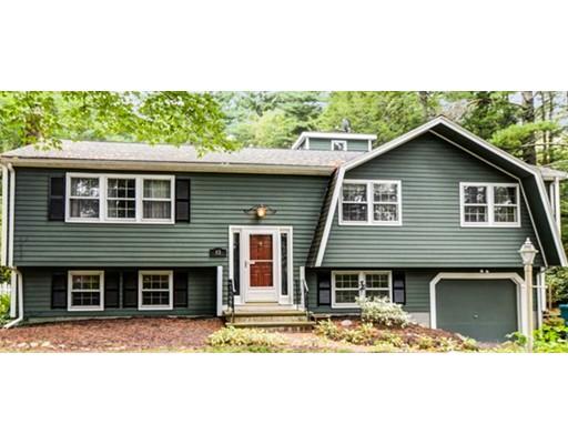 独户住宅 为 销售 在 83 Glen Avenue 厄普顿, 马萨诸塞州 01568 美国