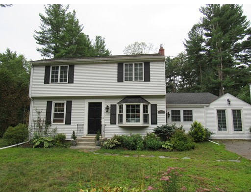 Single Family Home for Rent at 11 Howell Road Sudbury, Massachusetts 01776 United States