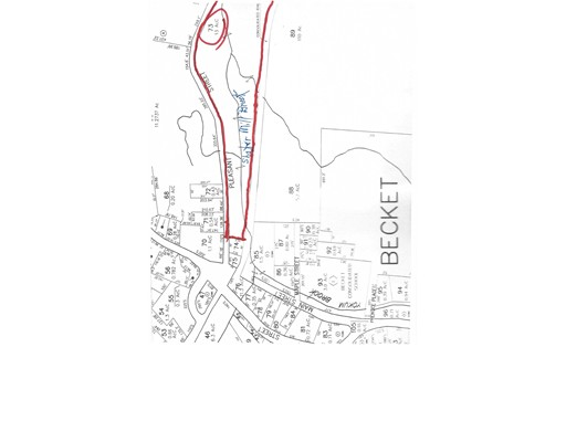 Land for Sale at 73 Pleasant Street 73 Pleasant Street Becket, Massachusetts 01223 United States