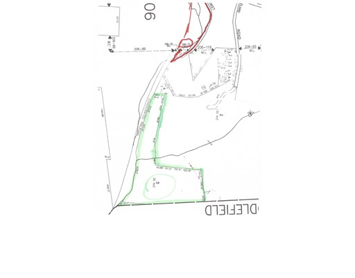 Land for Sale at 5 Pleasant Street 5 Pleasant Street Becket, Massachusetts 01223 United States